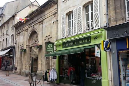 Le Bienvenu Centre Ville Bayeux - Wohnung