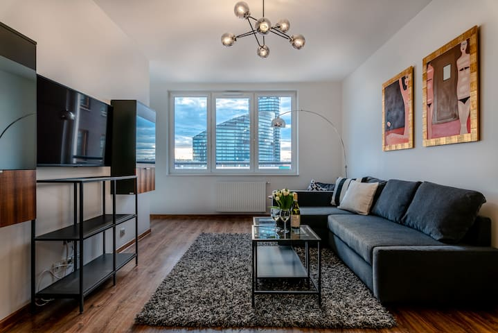 Pure Home Apartments - Gwiaździsta B1476