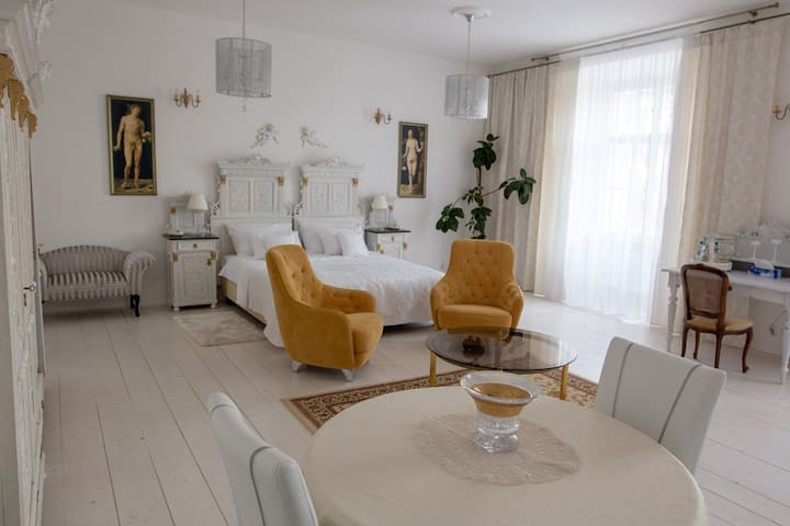 Wedding apartment