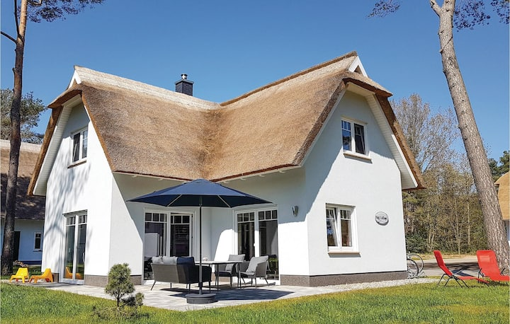Holiday cottage with 2 bedrooms on 88m² in Zirchow/Usedom