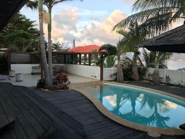Villa au Paradis