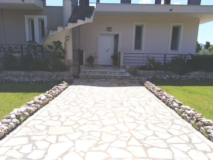 Idyllic house near Ancient Olympia
