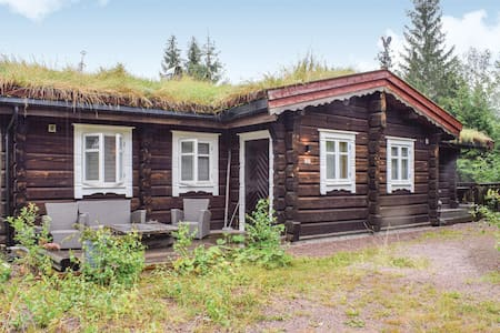 Holiday cottage with 4 bedrooms on 119m² in Svarstad