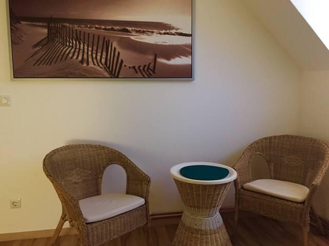 Gemütliches Zimmer/ Ruhig und zentral gelegen - Lübeck - Apartment