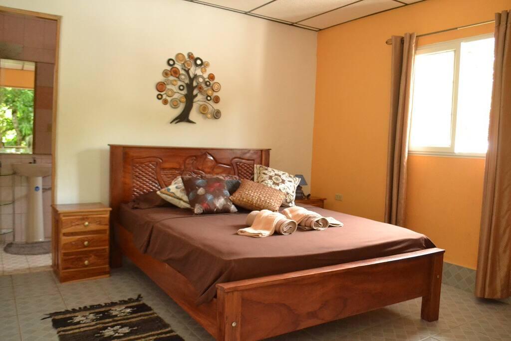 Our orthopedic mattress guarantees a great night sleep