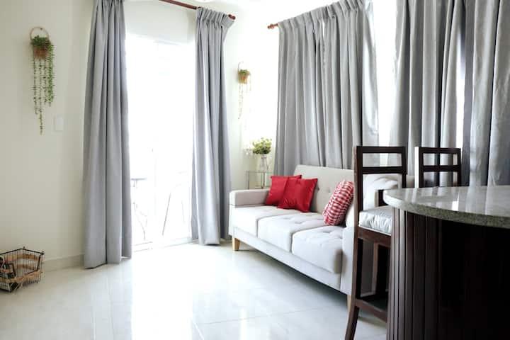 Hermoso apartamento privado en zona centríca