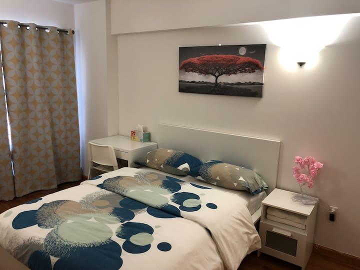 家庭式旅馆獨立衛生間套房K