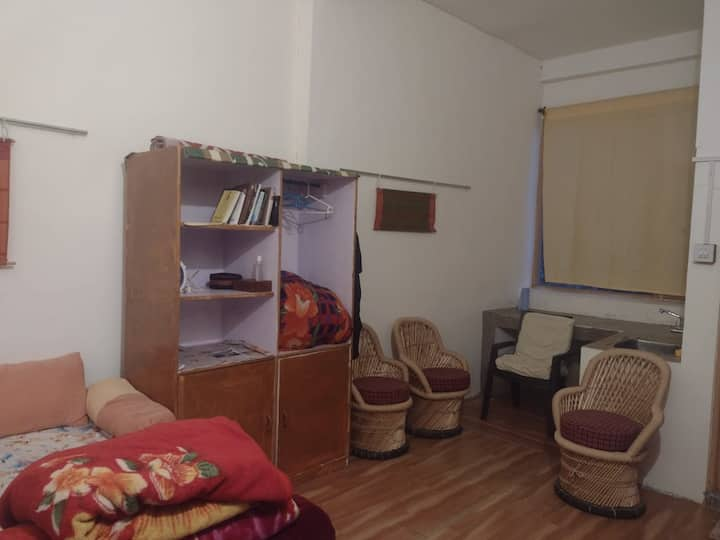 Studio Room in Middle of Village