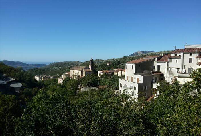 Il Campanile a Sieti Giffoni Sei Casali - SALERNO