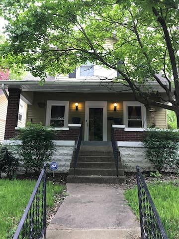 Updated 2bd/2bth House in the Highlands - Louisville - House