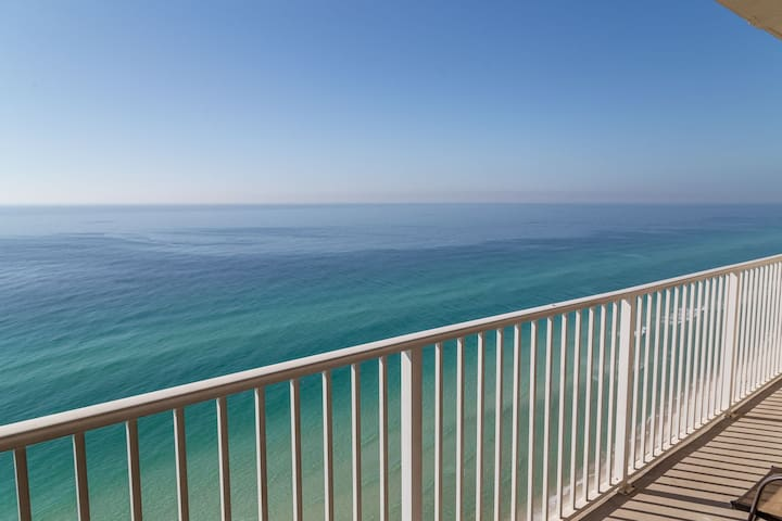 Awesome Gulf Views! Tidewater 1bed/2 bath with bunk room.