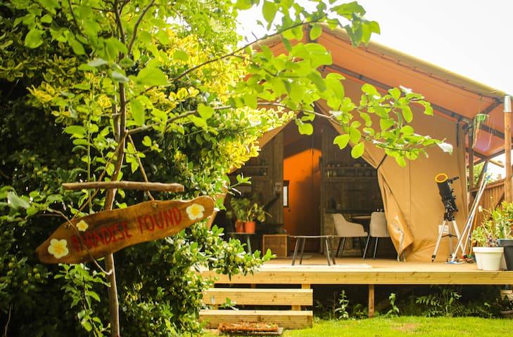 Luxe Safari Lodge 'Paradise'