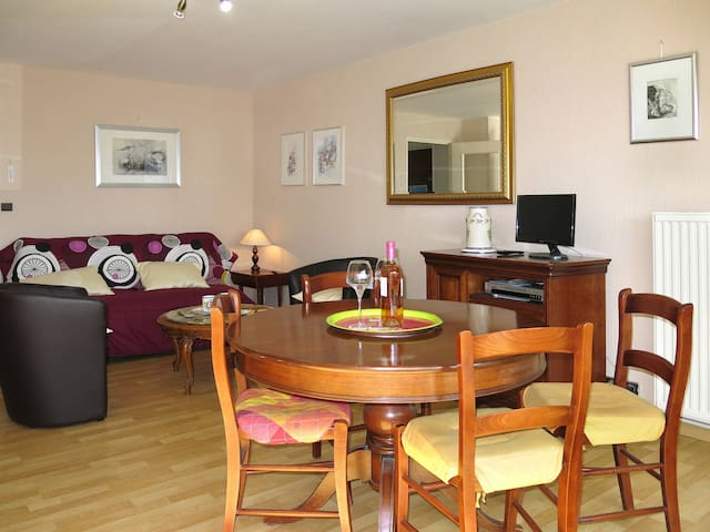 Holiday apartment in Vannes