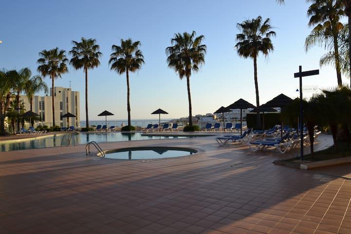 Bel appartement au bord de la mer de Porto de Mos
