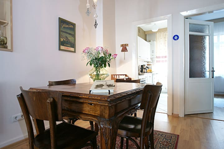 Close to the Blue Mosque: 2 bedroom apartment