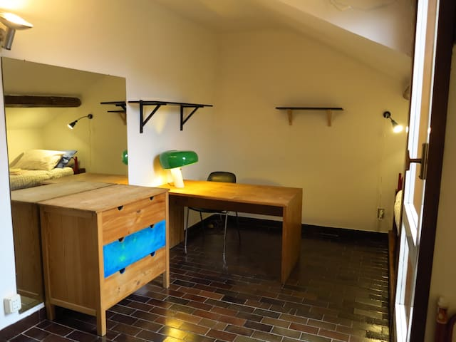 Room for 2 px with private bathroom - Milano - House