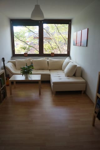 private room in city center - Worms - Appartement