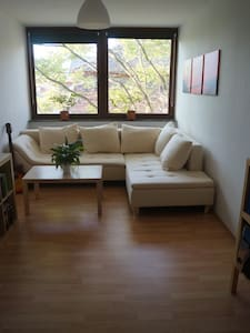 private room in city center - Worms - Apartemen