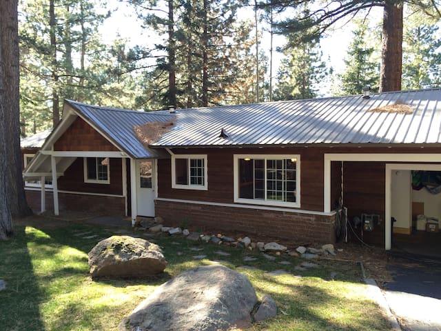 Tahoe Vacation Getaway - South Lake Tahoe - Casa