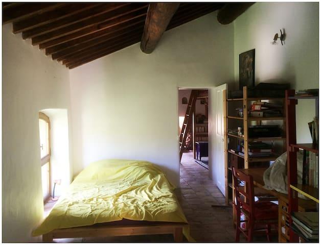 Chambre dans demeure ancienne - Saint-Chamas - Hus