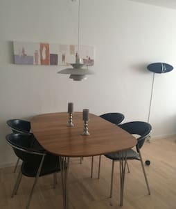 Whole apartment/ 2 bedrooms/2-4 pers. - Roskilde