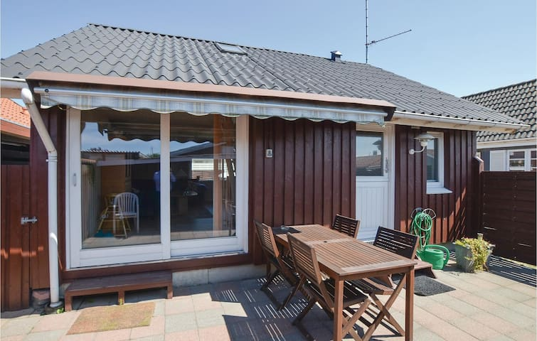 Holiday cottage with 1 bedroom on 60m² in Otterup
