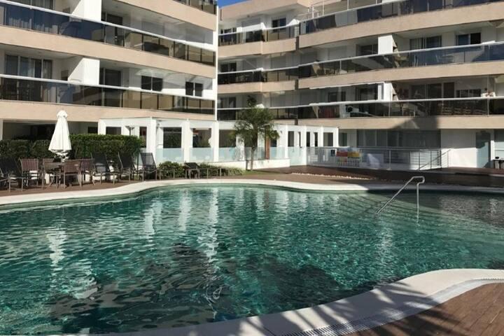 Apartamento em Florianópolis, Brisas de Jurerê