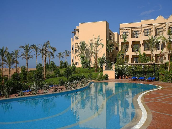 Relaxing Twin Superior At Marsa Alam