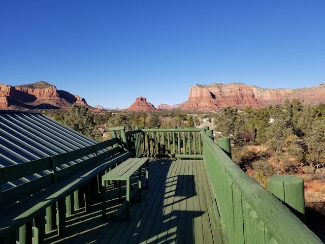 The Sedona Dream Maker Bed and Breakfast - Tuctu
