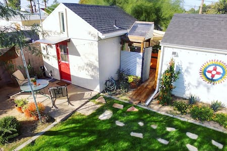 Lofted Casita in Historic Central Phoenix