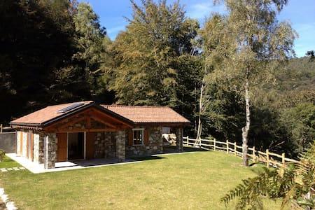 La Baita del piccolo Paranà - Levo - Blockhütte