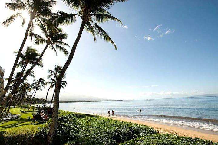 Paddle board, swim or go for a long walk on the sandy Sugar Beach.