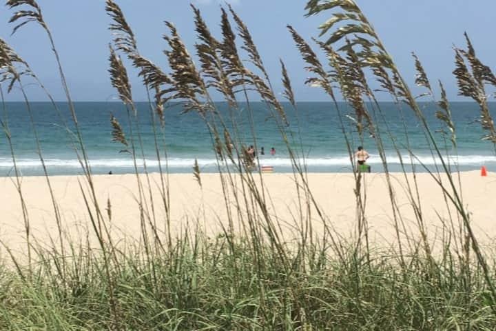 """Beachside Getaway"""