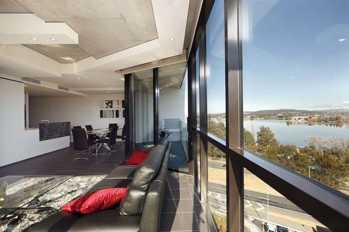 Executive 2 Bedroom Apartment in CBD