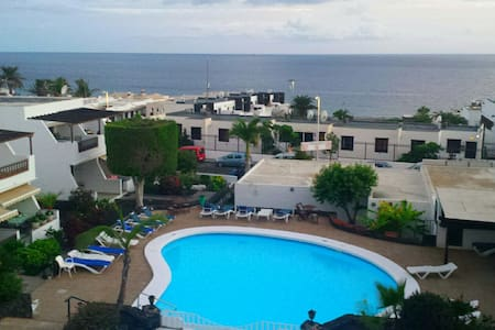 Atlantic View , close to the beach. - Puerto del Carmen