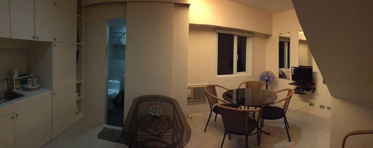 2BD unit perfect for group travel - Quezon - Loft