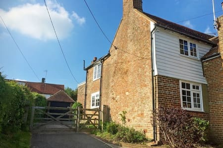Lovely country cottage in village location