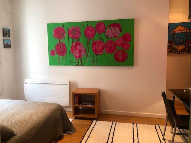 Chambre meublée dans le Roucas blanc
