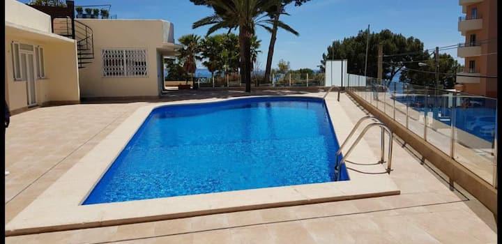 Nice apartament with pool 12