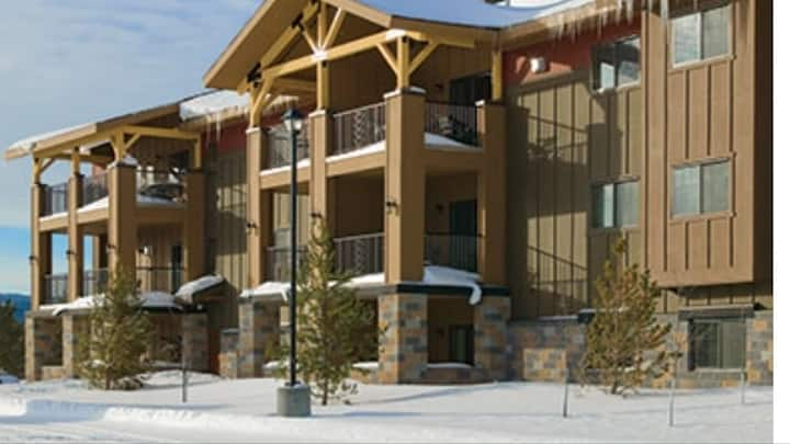 West Yellowstone 1bed, pool closed December