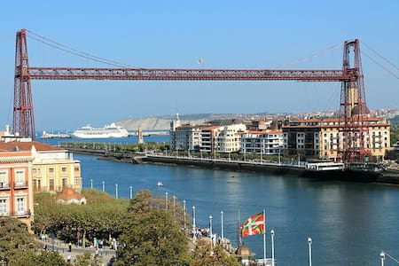 Room with balcony+Breakfast Bilbao - Portugalete