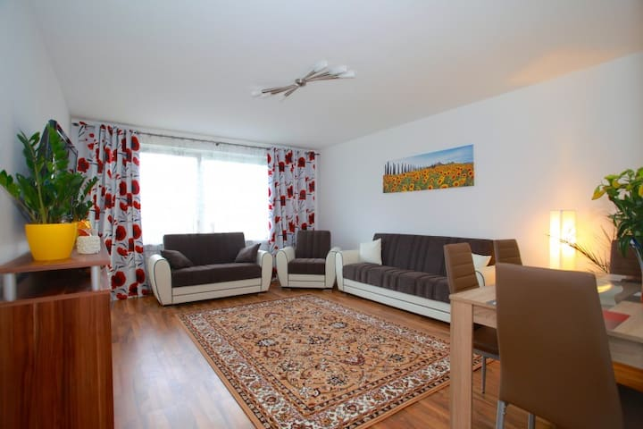 ID 6276 3 room apartment wifi - Hannover - Apartamento