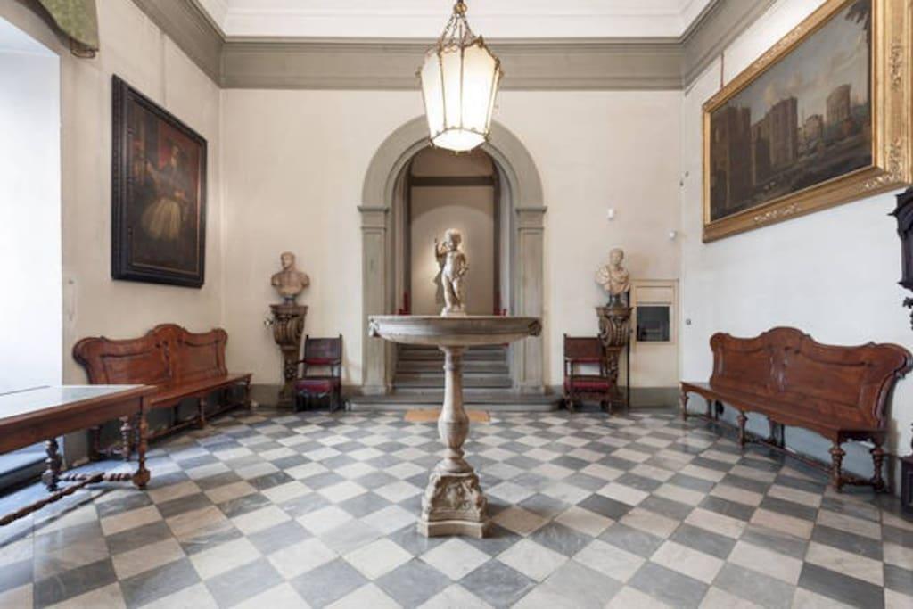 2 Hall