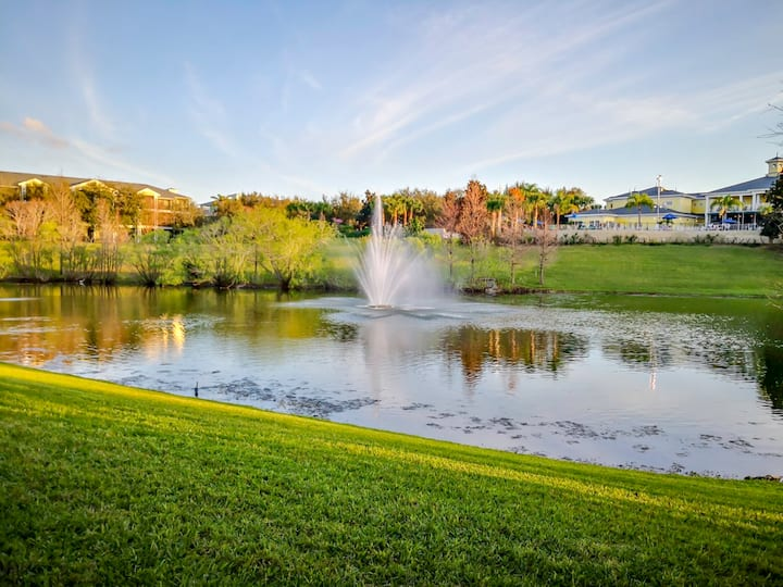 Natural Paradise Resort within 15 min to Disney