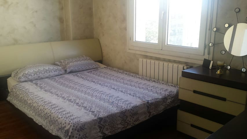 **LYON Big Cosy Flat 60m²-FreeParking-Parc**