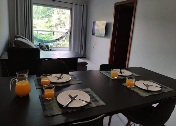Apartamento203   1Quarto Luxo