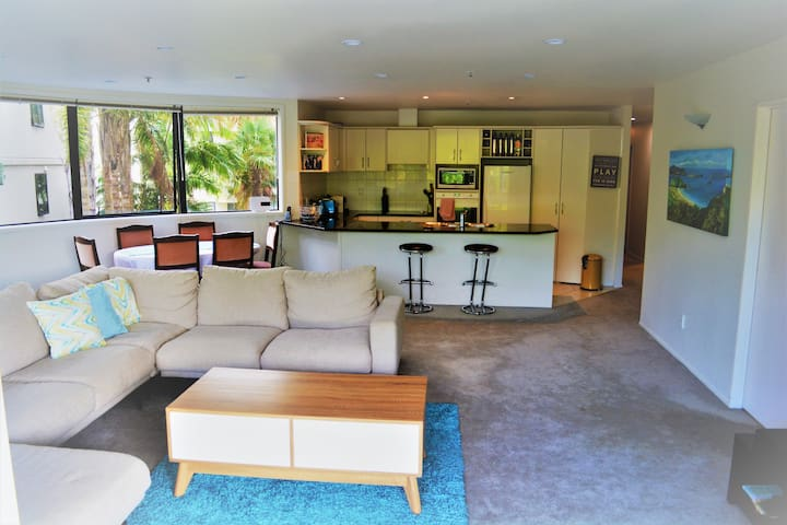 World Masters Games or Lions Tour - Auckland - Apartment