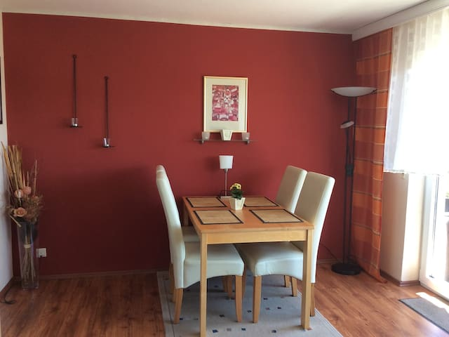 3-room apartment Buchfinkenweg for 4 persons - Sonthofen - Квартира