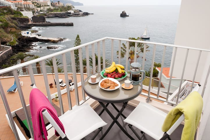 Allure of the island (sea view new) - Funchal - Apartment