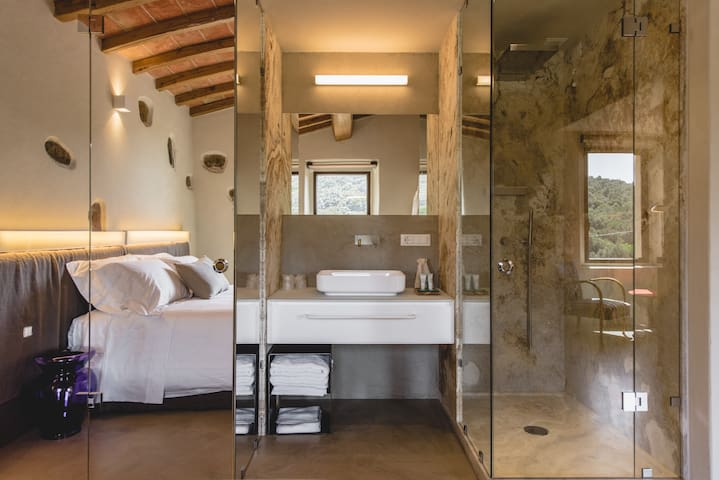 Romantica Suite in Country Resort - Populonia